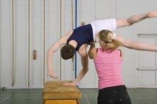 Types of Gymnastics Stunts