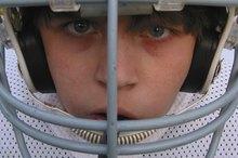 NFHS Football Rules on Helmet Visors