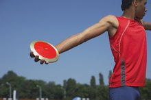 Discus Thrower Injuries