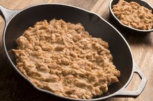 Are Refried Beans Starch or Protein?