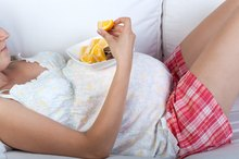 Increased Appetite & Nausea During Pregnancy