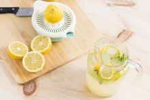 About the Lemon Cleanse & a Salt Water Flush