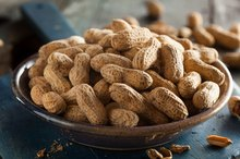 Shelled Peanuts: Nutrition Facts