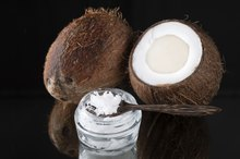 Coconut Oil Ingredients