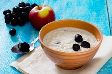 What Is Fortified Oatmeal?