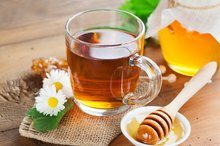 Chamomile & Honey Tea for Laryngitis
