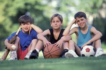 Are There Disadvantages to Children Playing Sports?