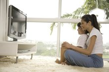 The Impact of Television on Early Childhood Brain Development
