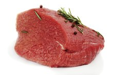 Iron Deficiency & Red Meat