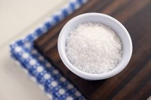 How Does Salt Affect Protein?