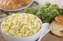 Egg Salad While Pregnant