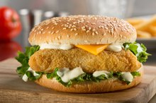 Arby's Fish Sandwich Nutrition