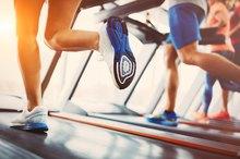 Cardio Interval Training on a Treadmill