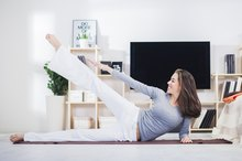 At-Home Exercises to Tone But Not Lose Weight
