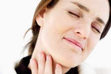 Remedies for Swollen Glands and a Sore Throat