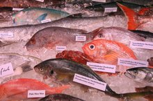 Characteristics of a Fresh Fish