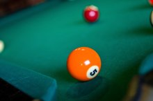 What Are the Dots on a Pool Table For?