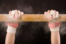 Gymnastic Bar Strength Training