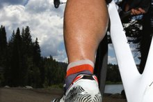 Cycling & Pulled Calf Muscles