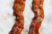 Turkey Bacon Nutrition Information