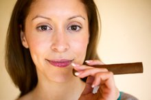 How to Chew on a Cigar
