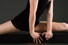 How to Do a Split in Four Weeks