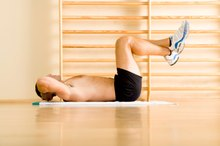 How to Do Reverse Sit-Ups