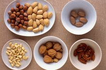 Which Nuts Are Not a Starch?