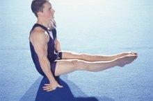 Types of Gymnastic Floor Exercises