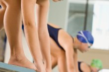Top States for Competitive Swimming