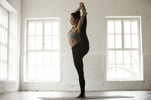 How to Do a Vertical Standing Split