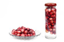 Cranberry Pills for a Urinary Tract Infection