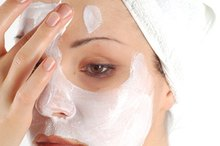 Treatment for Dry, Scaly Facial Skin