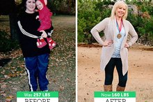 How Leslie S. Lost 97 Pounds