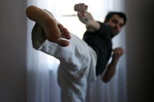 Kickboxing Moves and Exercises