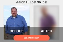 How Aaron P. Lost 96 Pounds (And Is Still Losing)
