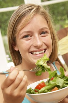 healthy lunch for teen girls trying to lose weight  chron