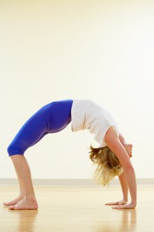 how to do a backbend recovery  chron