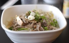 The Nutrition of Pho Soup