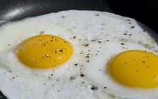 Nutritional Value of Eggs Over Easy