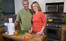 How to Juice Frozen Vegetables