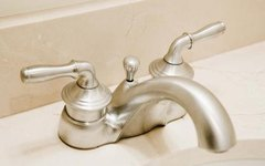 How to Clean a Nickel-Plated Faucet
