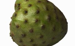 How to Cut Cherimoya Fruit