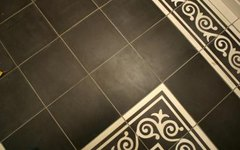 How to Shine Ceramic Tile Floors