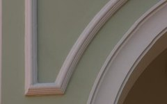 How to Paint Exterior Plastic Molding