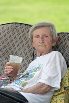Elderly persons, an easy target