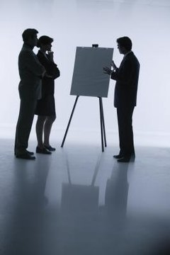 Poster presentations can communicate valuable information to your audience.