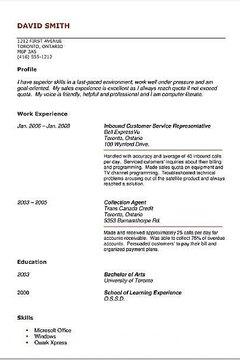 How To Write A Graduate Nurse Resume