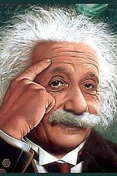 Einstein is always identified with intelligence