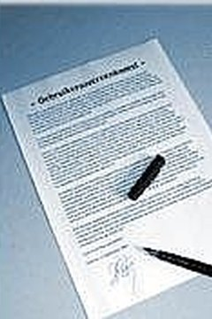 now you have located the home you want, the next step is the agreement. whether you are the tenant/optioner, or